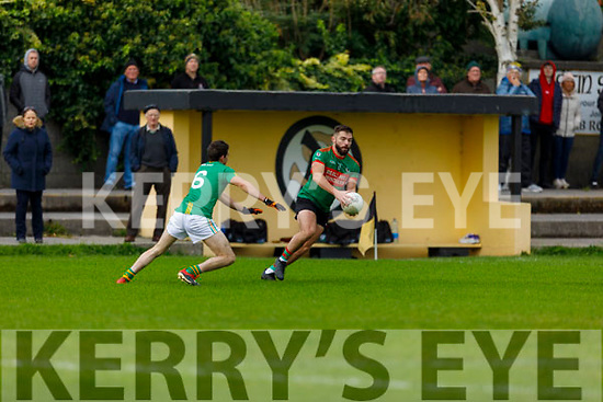 Action from Castlegregory v Beale in the Junior Football Championship