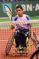 10-2-10, Rotterdam, Tennis, ABNAMROWTT, Viktor Troicki, Jurgen Melzer, kids