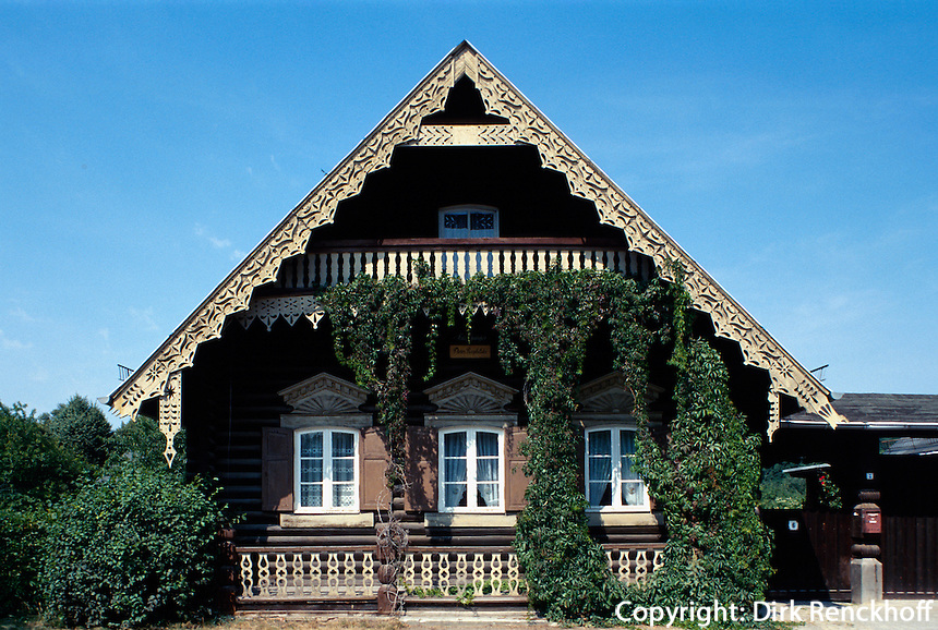 russische Siedlung Alexandrowkain, Potsdam, Deutschland,  Unesco-Weltkulturerbe