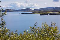 Þingvallavatn, Pingvallavatn, Thingvallavatn, See im Südwesten von Island im Nationalpark Þingvellir, Þingvellir, Pingvellir, Thingvellir, Þingvellir-Nationalpark, Pingvellir-Nationalpark. Lake in Þingvellir National Park, Iceland