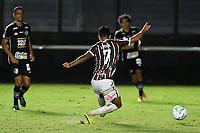 Rio de Janeiro (RJ), 24/01/2021  - Fluminense-Botafogo - Lucca jogador do Fluminense,durante partida contra o Botafogo,válida pela 32ª rodada do Campeonato Brasileiro 2020,realizada no Estádio de São Januário,na zona norte do Rio de Janeiro,neste domingo (24).