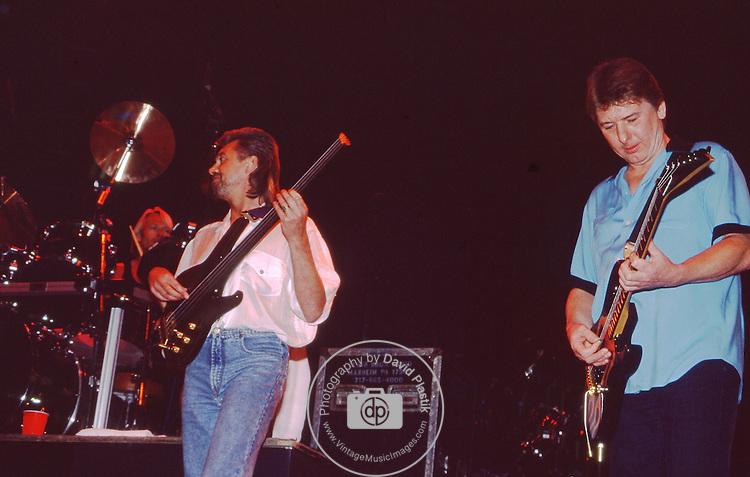 Bad Company Nov 1986 - Boz Burrell, Mick Ralphs & Simon Kirke