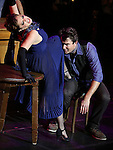 """Rachel Bloom and Jerry O'Connell during the Manhattan Concert Productions 25th Anniversary concert performance of """"Crazy for You"""" at David Geffen Hall, Lincoln Center on February 19, 2017 in New York City."""