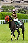 KITAKYUSHU,JAPAN-AUG 15: Mozu Nagareboshi,ridden by Kohei Matsuyama, after winning the Kokura Kinen at Kokura Racecourse on August 15,2021 in Kitakyushu,Fukuoka,Japan. Kaz Ishida/Eclipse Sportswire/CSM