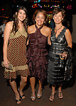 Kim Gibbs, Audrey Mitchell and Susan Schatz at the ASID Awards at Warehouse Live Sunday Oct. 26, 2008. (Dave Rossman/For the Chronicle)
