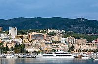 Palma, Mallorca, Balearic Islands,  Spain.