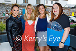 Enjoying the evening in the Ashe Hotel on Friday, l to r: Sandra Walsh, Michelle O'Sullivan, Lisa McCarthy and Fiona Barrett.