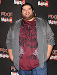 """Jorge Garcia  at The Axe Music """"One Night Only"""" Concert series,Weezer headlines & takes over The Dunes Inn Motel in Hollywood, California on September 21,2010                                                                               © 2010 Hollywood Press Agency"""