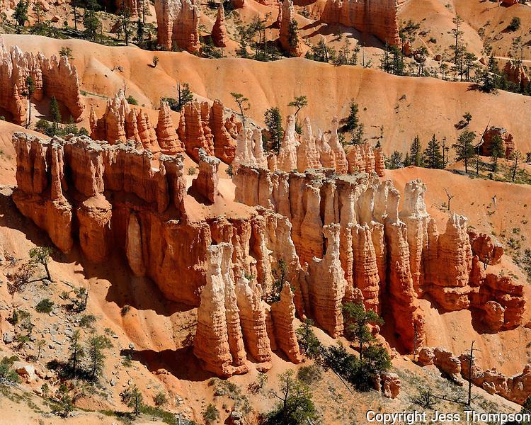 Bryce Canyon National Park, hoodoos,