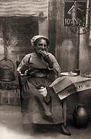 Europe/France/Normandie/Basse-Normandie/61/Orne/Sceaux-sur-Huisne : Musée de la rillette Régis Bahier - Carte postale ancienne - Les rillettes de la Sarthe
