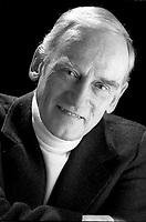 Portrait du comedien Jean-Louix Roux<br /> probalement dans les annees 90<br /> <br /> <br /> PHOTO :  Agence Quebec Presse