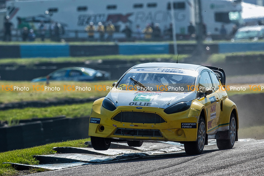 Ollie O'Donovan, Ford Fiesta, BRX Supercars during the 5 Nations BRX Championship at Lydden Hill Race Circuit on 31st May 2021