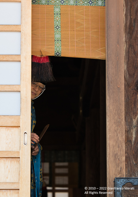 Japanese landscapes and people