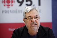 Michel Tremblay in 2012