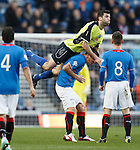 Martin Grehan and Lee McCulloch