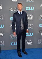 Alexander Skarsgard at the 23rd Annual Critics' Choice Awards at Barker Hangar, Santa Monica, USA 11 Jan. 2018<br /> Picture: Paul Smith/Featureflash/SilverHub 0208 004 5359 sales@silverhubmedia.com