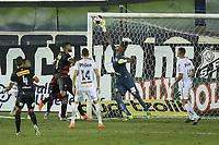 Santos (SP), 13.03.2020 - Santos-Ituano - O goleiro john. Partida entre Santos e Ituano valida pela 4. rodada do Campeonato Paulista neste sábado (13) no estadio da Vila Belmiro em Santos.