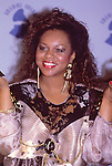 Deniece Williams 1986  29th Grammy Awards..© Chris Walter..