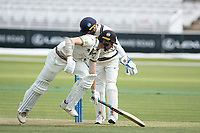 James Bracey, Gloucestershire CCC makes his ground from a sharp single during Middlesex CCC vs Gloucestershire CCC, LV Insurance County Championship Group 2 Cricket at Lord's Cricket Ground on 7th May 2021