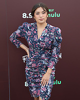 """TULSA, OK - AUGUST 2: Paulina Alexis attends the Red Carpet Event for the Series Premiere of FX's """"Reservation Dogs"""" at Circle Cinema on August 2, 2021 in Tulsa, Oklahoma. (Photo by Tom Gilbert/FX/PictureGroup)"""