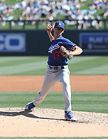 Joe Kelly - Los Angeles Dodgers 2020 spring training (Bill Mitchell)