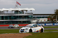 Round 6 of the 2020 British Touring Car Championship. #4 Sam Osborne. MB Motorsport Accelerated by Blue Square. Honda Civic Type R