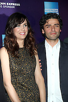 April 21, 2012 Kristen Wiig and Oscar Isaac attend the premiere of  Revenge for Jolly -2012 Tribeca Film Festival at the Chelsea Clearview Cinemas  in New York City. ©RW/MediaPunch Inc.