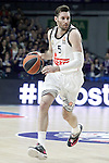 Real Madrid's Rudy Fernandez during Euroleague match.January 22,2015. (ALTERPHOTOS/Acero)