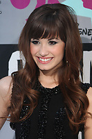 New York City 6/04/2008, Demi Lovato, premiere of Camp Rock, Photo By John Barrett/PHOTOlink