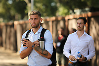 Stanford, CA - Saturday June 30, 2018: Chris Wehan prior to a Major League Soccer (MLS) match between the San Jose Earthquakes and the LA Galaxy at Stanford Stadium.