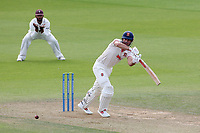Sir Alastair Cook of Essex in batting action during Surrey CCC vs Essex CCC, LV Insurance County Championship Division 2 Cricket at the Kia Oval on 12th September 2021