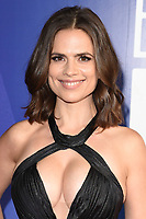 Hayley Atwell<br /> arriving for the 2017 London Film Festival Awards at Banqueting House, London<br /> <br /> <br /> ©Ash Knotek  D3336  14/10/2017