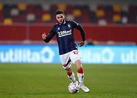 9th January 2021; Brentford Community Stadium, London, England; English FA Cup Football, Brentford FC versus Middlesbrough; Marcus Browne of Middlesbrough