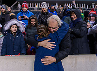 Chester, PA - February 27, 2019:  The USWNT tied Japan 2-2 during the SheBelieves Cup at Talen Energy Stadium.