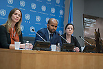 Cradled by Conflict: Child Involvement with Armed Groups in Contemporary Conflict - Press Conference