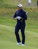 200719 | The 148th Open - Day 3<br /> <br /> Lee Westwood of England on the 2nd during the 148th Open Championship at Royal Portrush Golf Club, County Antrim, Northern Ireland. Photo by John Dickson - DICKSONDIGITAL