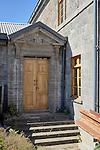 Office entrance, Tengchong (Tengyueh) Consulate.