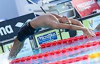 200m Backstroke Men<br /> Semi-Final<br /> DE SIMONE Raffaele ITA Italy<br /> LEN European Junior Swimming Championships 2021<br /> Rome 21710<br /> Stadio Del Nuoto Foro Italico <br /> Photo Andrea Masini / Deepbluemedia / Insidefoto