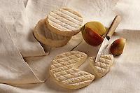 Europe/France/Auvergne/12/Aveyron/Espalion: Lacandou (fromage de brebis)