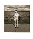 Sherry Herndon, Lake Sunapee, NH 1976. 76-203 file#
