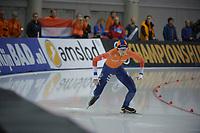 SPEEDSKATING: 14-02-2020, Utah Olympic Oval, ISU World Single Distances Speed Skating Championship, 500m Ladies, Femke Kok (NED), World Junior Record 37.453, ©Martin de Jong