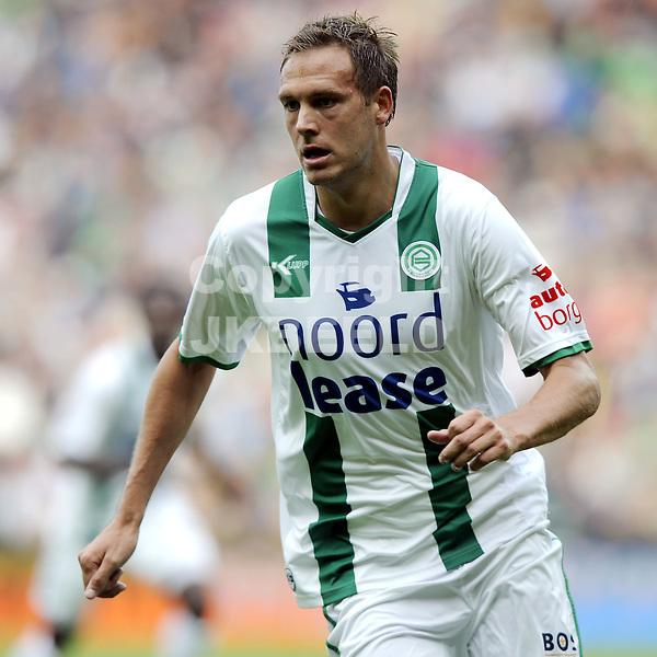 voetbal fc groningen - vitesse  seizoen 2009-2010 27-09-2009  adreas granqvist