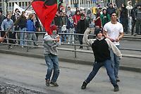 Demonstrasjon mot amerikanske ambassaden , krigen i Irak Christian Høibø PST informant