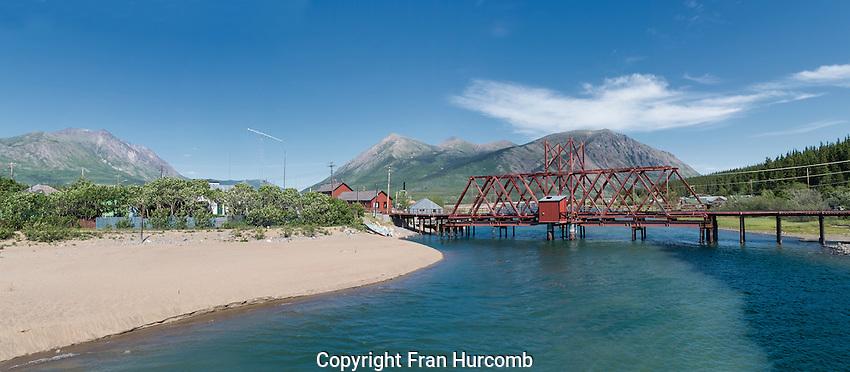 Bridge at Carcross Yukon