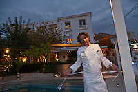 Europe/France/Provence-Alpes-Côte d'Azur/13/Bouches-du-Rhône/Marseille:  Gérald Passédat  chef  du restaurant : Le Petit Nice  [Non destiné à un usage publicitaire - Not intended for an advertising use]