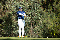 STANFORD, CA - APRIL 23: Therese Warner at Stanford Golf Course on April 23, 2021 in Stanford, California.