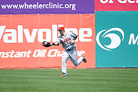 Richmond Flying Squirrels outfielder  Ryan Lollis (7) during game against the New Britain Rock Cats at New Britain Stadium on May 30, 2013 in New Britain, CT.  New Britain defeated Richmond 2-1.  (Tomasso DeRosa/Four Seam Images)