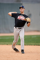 January 16, 2010:  Aaron Lebron (Congers, NY) of the Baseball Factory Northeast Team during the 2010 Under Armour Pre-Season All-America Tournament at Kino Sports Complex in Tucson, AZ.  Photo By Mike Janes/Four Seam Images