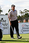 PALM BEACH GARDENS, FL. - Jeff Klauk during Round Two play at the 2009 Honda Classic - PGA National Resort and Spa in Palm Beach Gardens, FL. on March 6, 2009.
