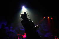 MORRISSEY performing on first of five nights at Hammerstein Ballroom.  311 W. 34 St., NYC.  Newsday/ARI MINTZ  10/22/2007.